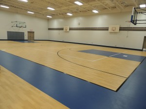 DCS Middle School Gym